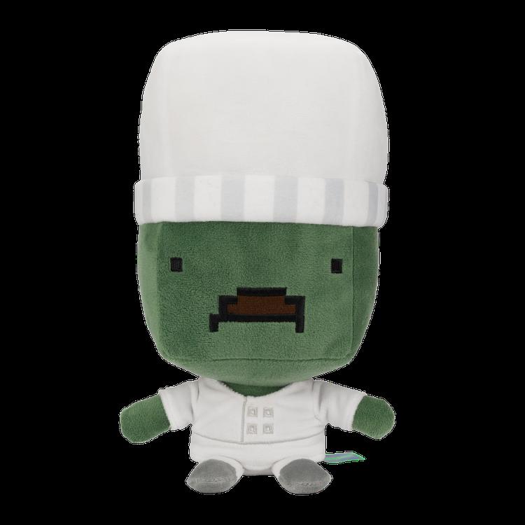Unturned chef zombie plushie.